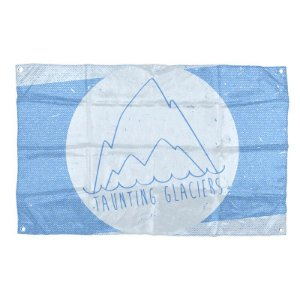 "Taunting Glaciers ""Geleira"" Bandeira"