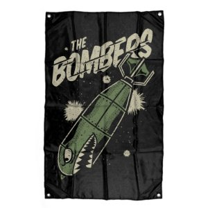 "The Bombers ""Bomb"" Bandeira"