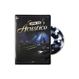 """CPM 22 """"Acústico"""" DVD"""