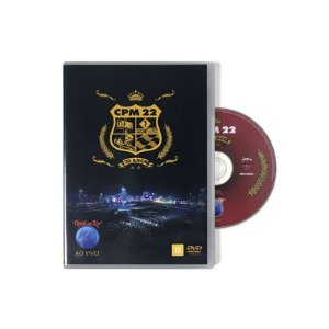 "CPM 22 ""Ao Vivo no Rock in Rio"" DVD"