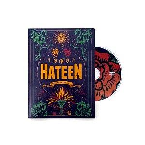 "Hateen ""Obrigado Hangar 110"" DVD Digipack"