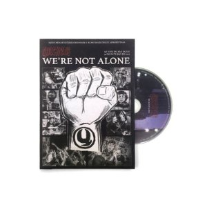 "Questions ""We're Not Alone"" DVD Digipack"