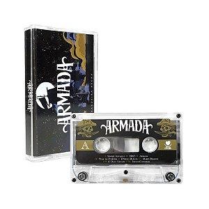 """Armada """"Bandeira Negra"""" Cassete Translúcido"""