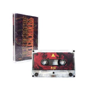 "Hellbenders ""Peyote"" Cassete Translúcido"