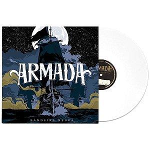"Armada ""Bandeira Negra"" Vinil 12"" Branco"