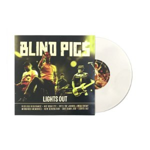 "Blind Pigs ""Lights Out"" Vinil 10"" Creme"