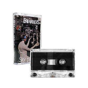 "The Bombers & Sky Down ""A.A.T.N.L"" Split Cassete Translúcido"