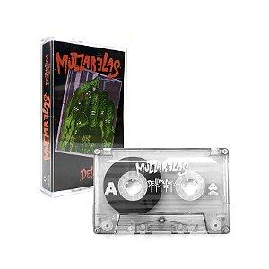"""Muzzarelas """"Dellmonicus 92-96"""" Cassete Translúcido"""
