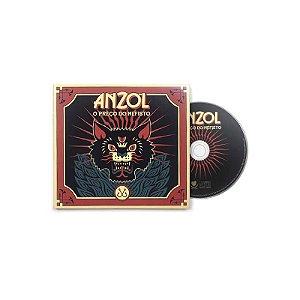 "Anzol ""O Preço do Mefisto"" CD Digipack"
