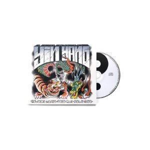 "Bayside Kings & Mais Que Palavras ""Yin Yang"" Split CD Digifile"