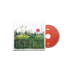 "Beef ""Live True"" CD Digipack"