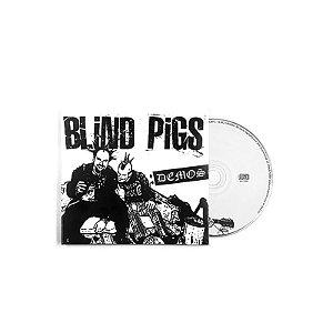 """Blind Pigs """"Demos"""" CD Digipack"""
