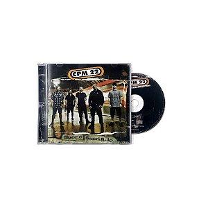 """CPM 22 """"Suor e Sacrifício"""" CD"""