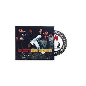 """Dance of Days """"A História Não Tem Fim"""" CD Digipack"""