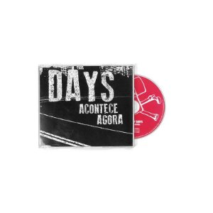 "Dance of Days ""Acontece Agora"" CD Slim"