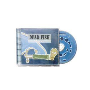 "Dead Fish ""Afasia"" CD"