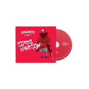 "Dinamite Club ""Tiro & Queda"" CD Digipack"
