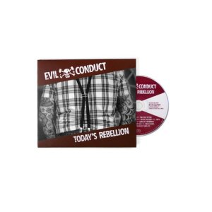 "Evil Conduct ""Today's Rebellion"" CD Digipack"