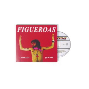 "Figueroas ""Lambada Quente"" CD Digipack"