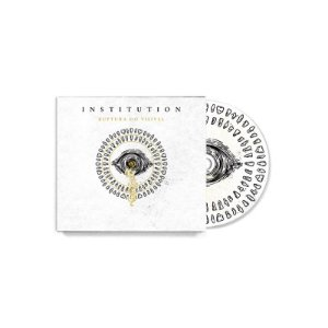 "Institution ""Ruptura do Visível"" CD Digipack"