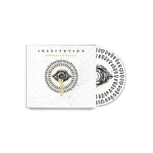 """Institution """"Ruptura do Visível"""" CD Digipack"""