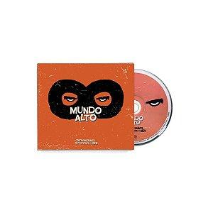 """Mundo Alto """"A Interminável Necessidade De Ser"""" CD Digipack"""