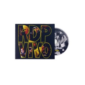 "Ratos de Porão ""RDP Vivo"" CD Digipack"