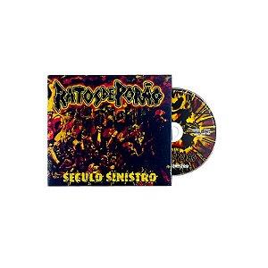 """Ratos de Porão """"Século Sinistro"""" CD Digipack"""