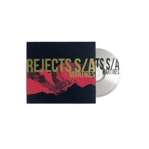 "Rejects S/A ""Mártires"" CD Digipack"