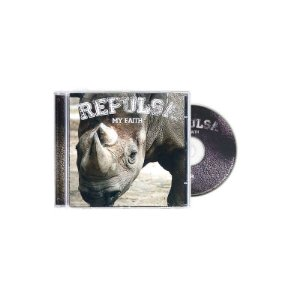"Repulsa ""My Faith"" CD"