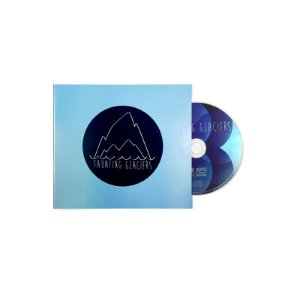 "Taunting Glaciers ""S/T"" CD Digipack"