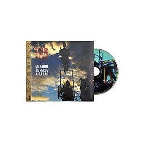 """Tor Tauil """"Quando se Perde a Razão"""" CD Digipack"""