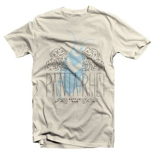 "Betterman ""Panta Rhei"" Camiseta Creme"