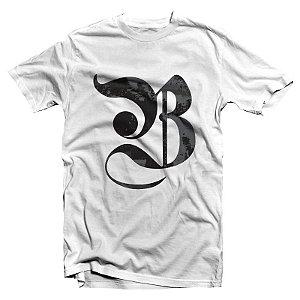 """Bullet Bane """"Bezóla"""" Camiseta Branca"""