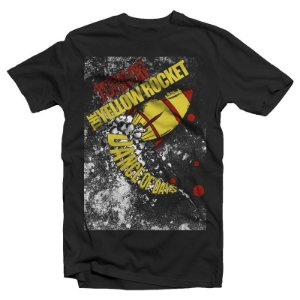 "Dance of Days ""Rocket"" Camiseta Preta"