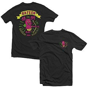 "Hateen ""Cupido"" Camiseta Preta"