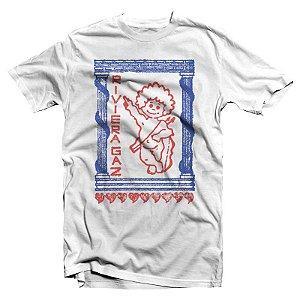 "Riviera Gaz ""Anjinho"" Camiseta Branca"
