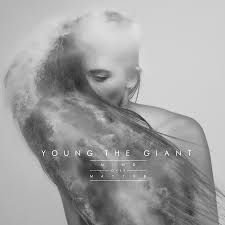 """Young The Giant """"Mind Over Matter"""" CD"""