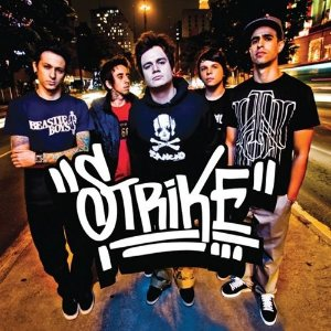 "Strike ""Hiperativo"" CD"