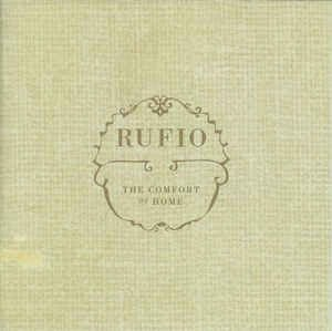 "Rufio ""The Comfort of Home"" CD"