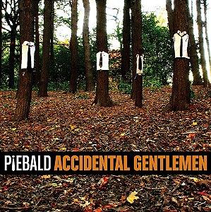 """Piebald """"Accidental Gentleman"""" CD"""