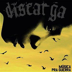 """Discarga """"Música Pra Guerra"""" CD"""
