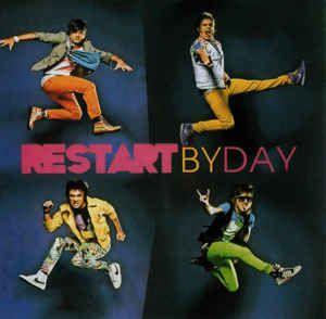 """Restart """"By Day"""" CD"""