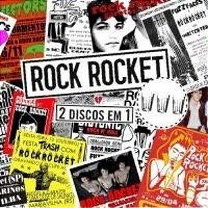 """Rock Rocket """"2 Discos em 1"""" CD Duplo"""