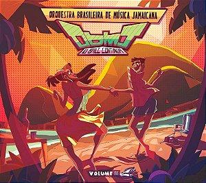 """Orquestra Brasileira de Música Jamaicana """"Vol. 2"""" CD Digipack"""