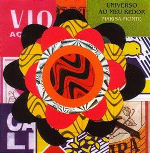 "Marisa Monte ""Univero Ao Meu Redor"" CD"