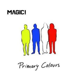 "Magic! ""Primary Colours"" CD"