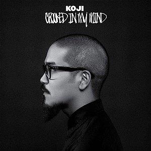 "Koji ""Crooked In My Mind"" CD Digipack Importado"