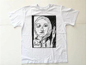 "Sim São Paulo ""Revolback"" Camiseta Branca"