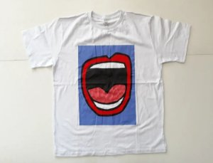 """Sim São Paulo """"SHN"""" Camiseta Branca"""